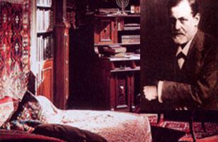 Sigmund freud invente la psychanalyse for Divan freud